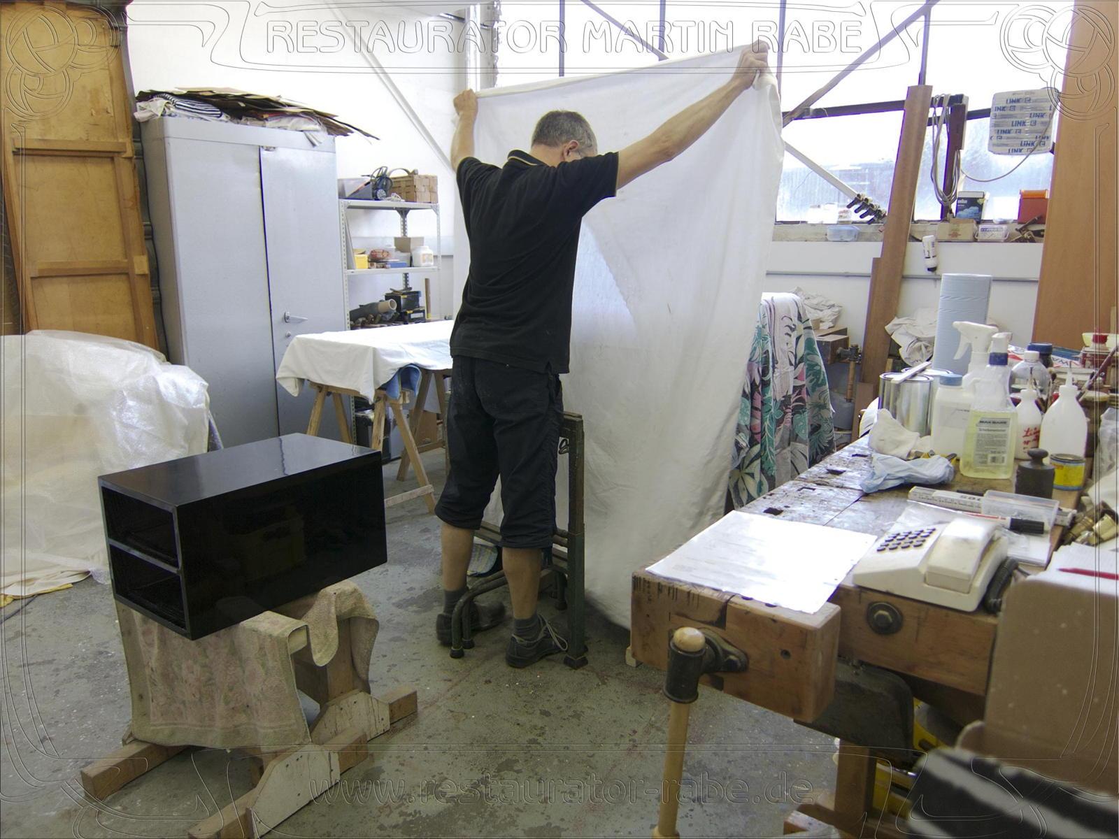 Impressionen Aus Meiner Restaurierungswerkstatt Restaurator Martin